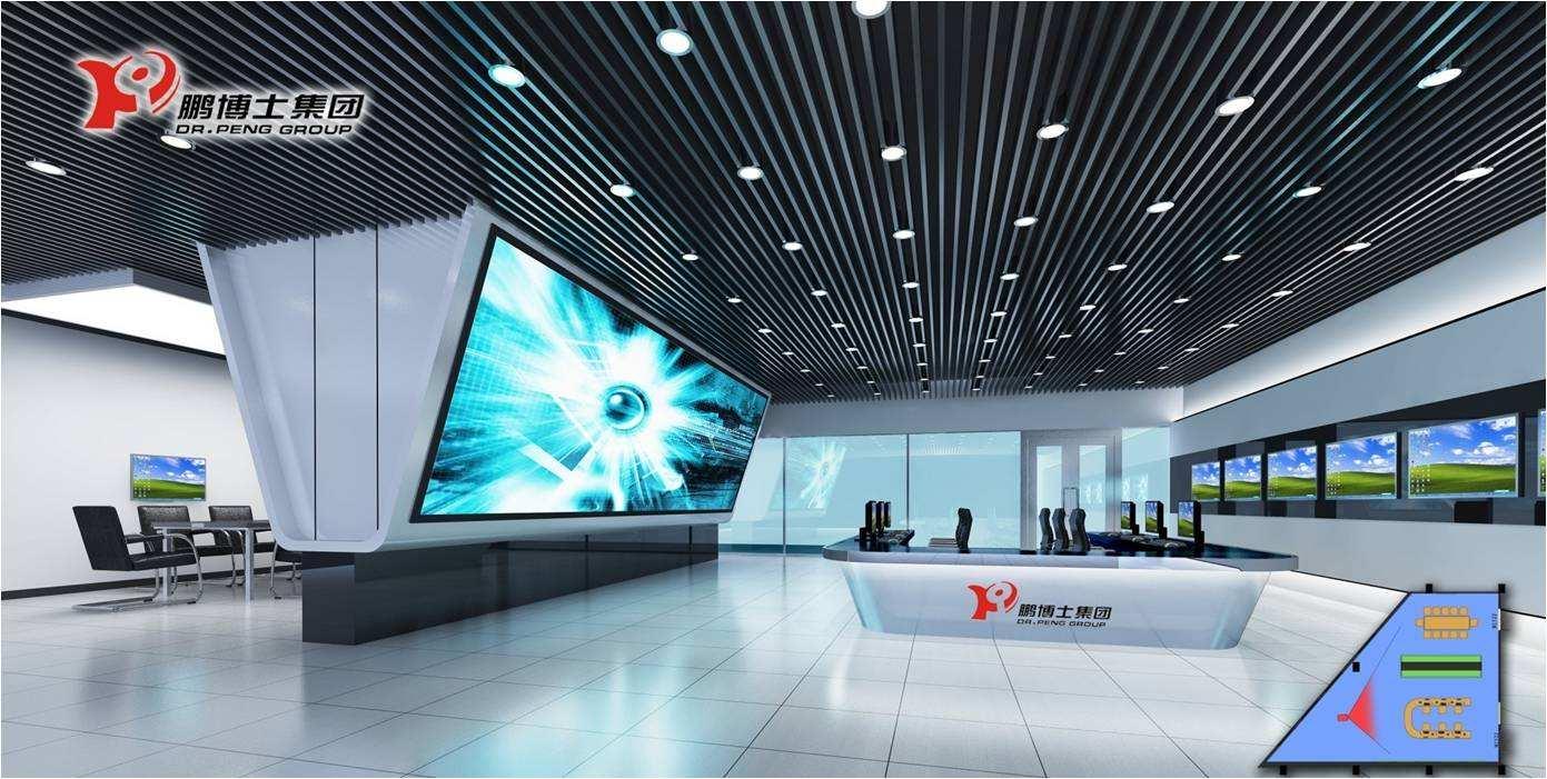 深圳南山长城鹏博士机房!该数据中心堪称未来科技新基建典范-广州浪科数据